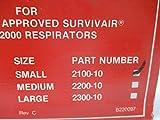 SURVIVAIR 2100-10 NSMP