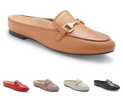 Vionic Women's Snug Adeline Mule - Ladies Slide with Concealed Orthotic Arch Support