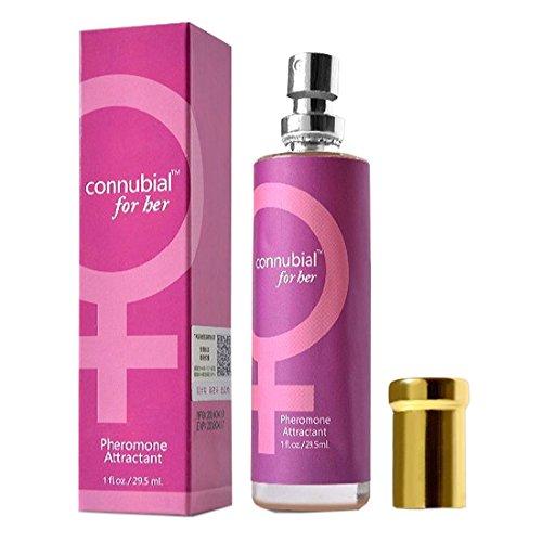 Pheromone Perfume Cologne Spray for Women to Attract Men 29.5ml
