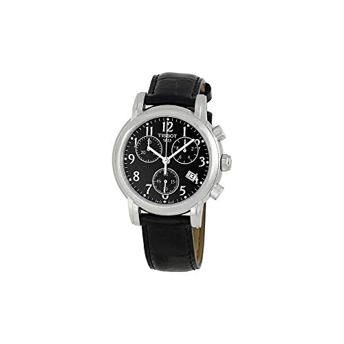 Tissot Women's TIST0502171605200 Dress Sport Black Dial Watch
