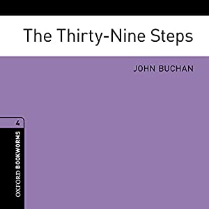 The Thirty-Nine Steps (Adaptation) Audiobook