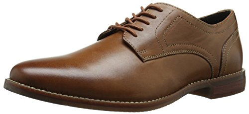 SP Rockport Mens Plain Toe Tan 5UvwWZU1r