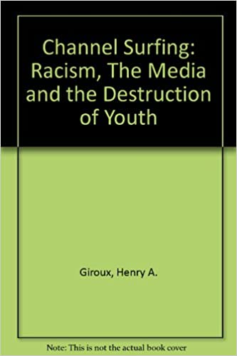 Vapaa kirja ladata scribb Channel Surfing: Race Talk and the Destruction of Today's Youth PDF CHM 0333753240