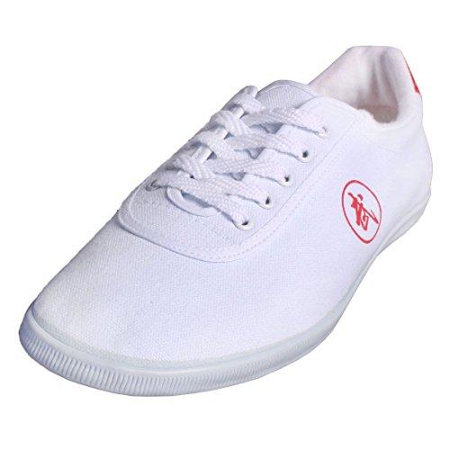 Old Tai Kung Sole Beijing Weiß Schuhe Fu Unisex Chi VADOOLL Schuhe Kampfsport Dichotomanthes qpU8nffWa