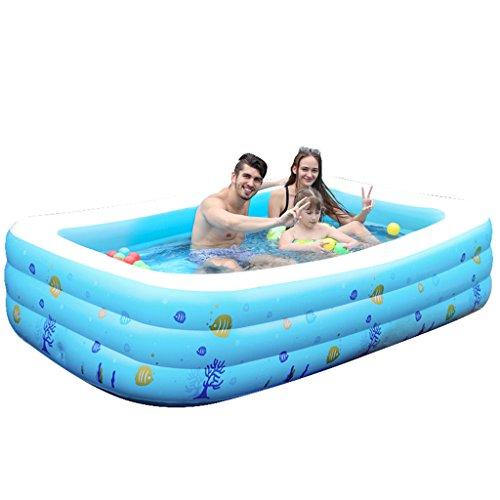 Andea Baby Pool Badewanne Aufgeblähten Dicker Pool Bad Erwachsene Große  Badewanne Isolierung Kunststoff Bad Barrel Badewanne Töpfe Zylinder Spielen  Im ...