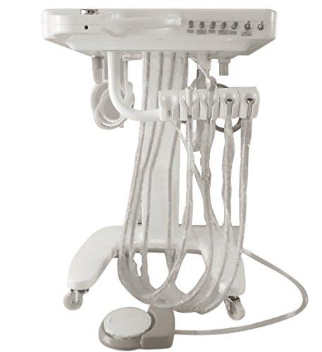 Dental Portable Moveable Treatment Desk Handpiece Self Delivery Unit Cart PT