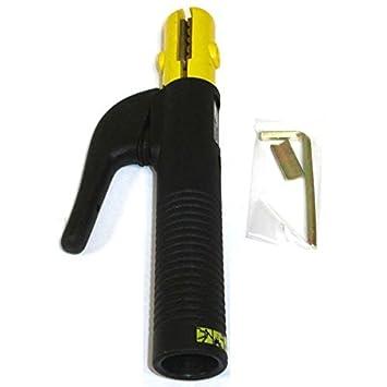 Esab Pince Porte Electrode A Pro Confort Amazonfr Bricolage - Porte electrode