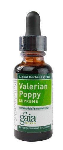 Valerian Poppy Supreme Gaia Herbs - 5