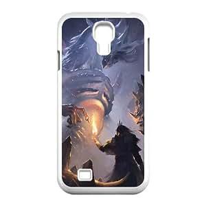 Dark Souls Samsung Galaxy S4 90 Cell Phone Case White yyfabc-504625