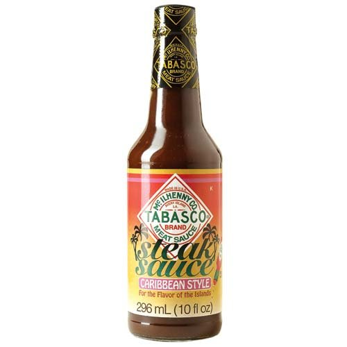 (Tabasco Steak Sauce, Caribbean Style, 10 Ounce)