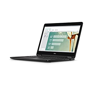 Dell e7270 Latitude 12.5 inches HD Laptop (Intel Core i5-6300U, 4GB DDR4, 128GB Solid State Drive, Windows 10 Pro) (Renewed)