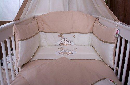6 piezas enni Bear cama del paquete incluye - Saco de dormir para bebé - Beige de + - OVP de: Amazon.es: Bebé