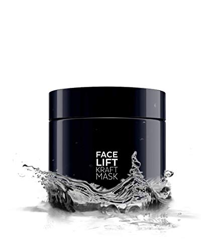 Ebenholz - Mens Spa - Face Lift Kraft Mask - 120 ml