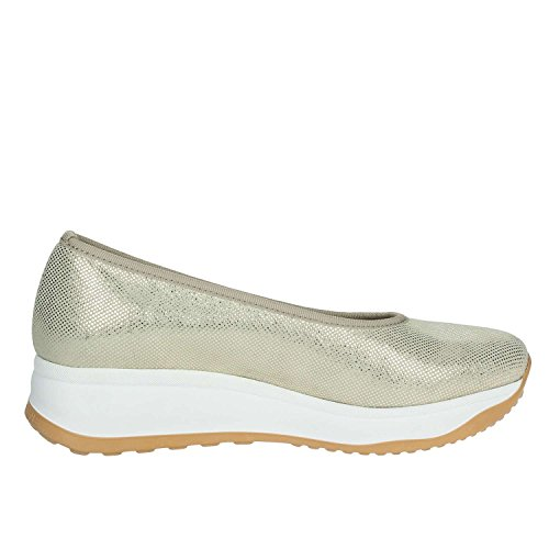 Mujer Agile 136 Rucoline Bailarina Platino By InYYTqrPv