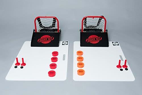Hockey Sauce Kit The Original Games, Training & Trick Shot Kit