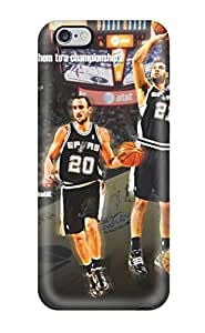 Jim Shaw Graff's Shop Hot 9365140K786575006 san antonio spurs basketball nba (30) NBA Sports & Colleges colorful iPhone 6 Plus cases