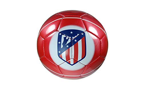 b3e09e181d30 Atletico Madrid Authentic Official Licensed Soccer Ball Size 5-01-1