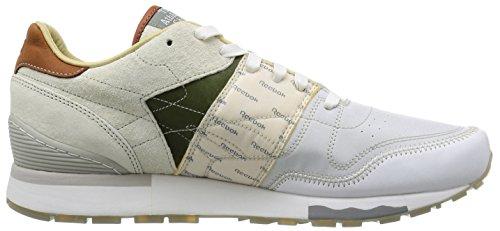 GINGER GREEN Herren MOSS Sneaker Reebok ZfWq1XTn