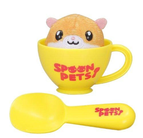 Sega Spoon Pet Golden Hamster