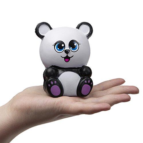 Jumbo Squishies Slow Rising Stress Toys – Large Kawaii Pan