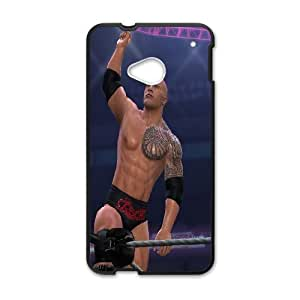 Generic Case Dwayne johnson For HTC One M7 334X4E7628