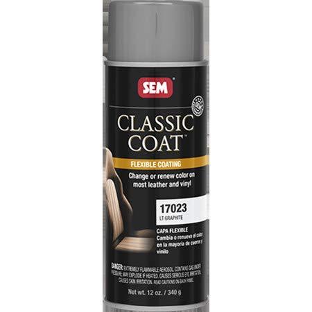 (SEM 17023 Lite Graphite Classic Coat - 16 oz.)