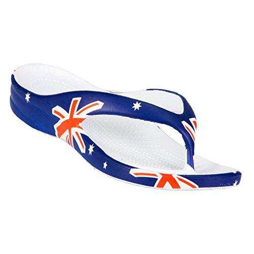 - DAWGS Women's Fun Collection Flip Flops - Australia