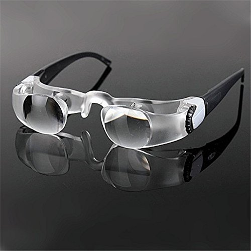 Binocular Magnifying Glasses Focusing Magnifier product image