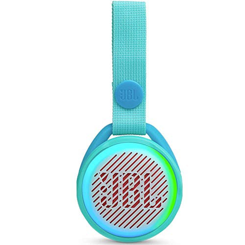 JBL JR POP – Waterproof Portable Bluetooths Speaker Designed for Kids – Teal