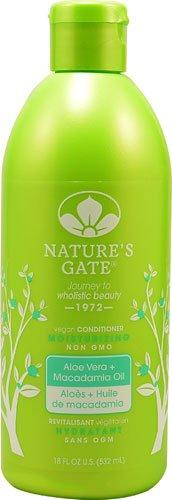 Nature's Gate Moisturizing Conditioner Aloe Vera + Macadamia