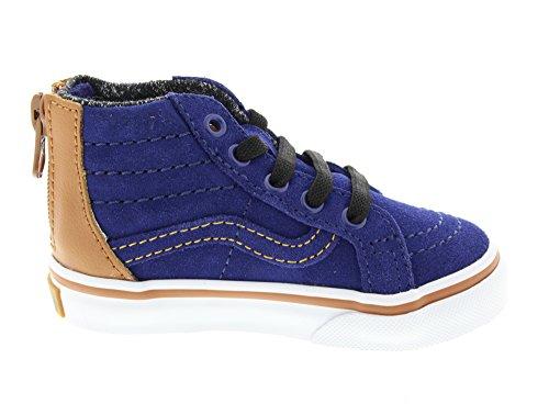 VANS Kids Sneaker - SK8-HI ZIP MTE Blue Depths Azul
