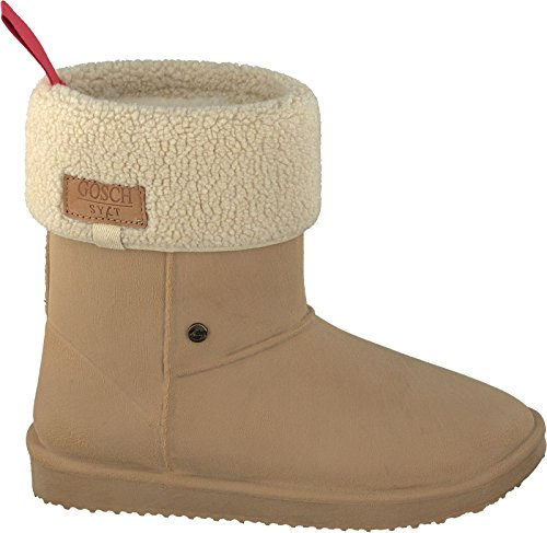 Sylt Marrone Morbidi Stivali Gosch Donna Shoes a766wF
