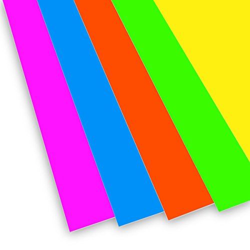 Flipside Products 20375 Foam Board, 20'' x 30'', Neon Color, Assortment (Pack of 25) by Flipside Products