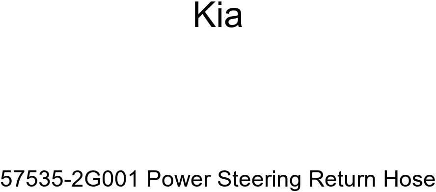 Kia 57535-2G001 Power Steering Return Hose