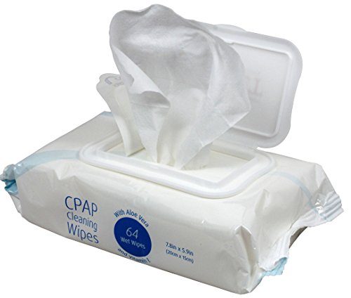 Sunset Healthcare CPAP Mask Cleaning Wipes in Soft Pack