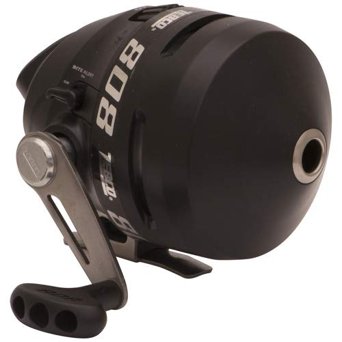 Zebco 808H Spincast Reel, used for sale  Delivered anywhere in USA