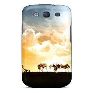 Excellent Galaxy S3 Case Tpu Cover Back Skin Protector Decline