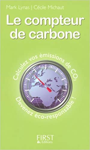 Ebook téléchargement gratuit pdf thai Le compteur de carbone by Mark Lynas PDF DJVU