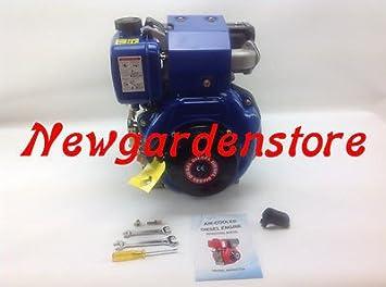 Motor cm Diesel motocultor Filtro Baño Aceite y brida - Mod ...