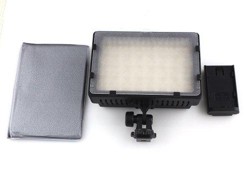 Smrroy er 5sd DSLR Camera 9.6W 1250LM 160 LED Video Light Lamp Canon Nikon Panel Dimmable HOT