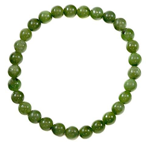 Jade Bracelet Green Nephrite S