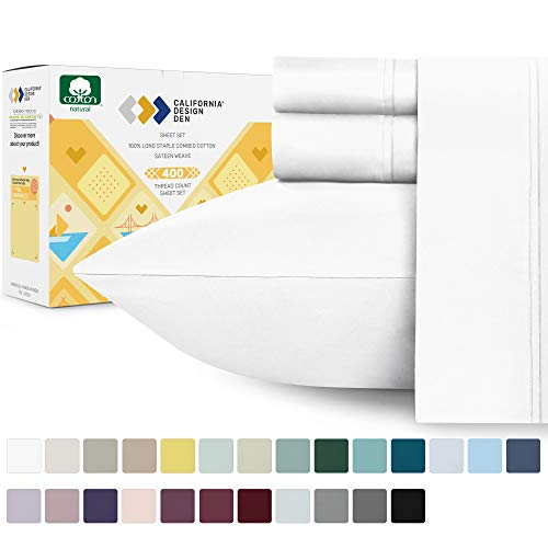 400-Thread-Count 100% Cotton Sheet