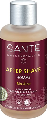 Sante: Homme After Shave Bio-Aloe (100 ml) by Sante Naturkosmetik