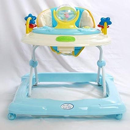 Andador para bebé, diseño estrella Azul. Andador de actividades o ...