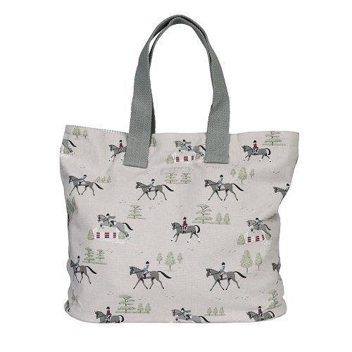 Sophie Allport Everyday Bag - Horses design by Sophie Allport