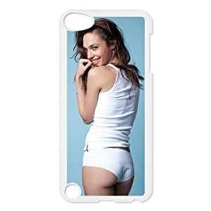 Sexy Model and Film Star Gal Gadot Photo Design Snap-on Hard Plastic Protective Durable Back Case Cover Shell for iPod Touch 5th-1