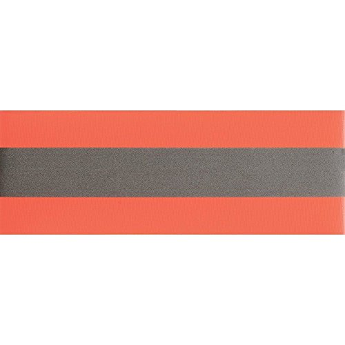 Jocon Safety SF8100 Sew On Florescent Reflective Elastic Tape 2