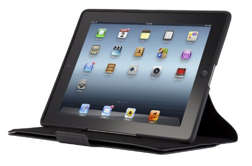 Speck Products WanderFolio for iPad 3 4 - Black Peacock (SPK-A1206)
