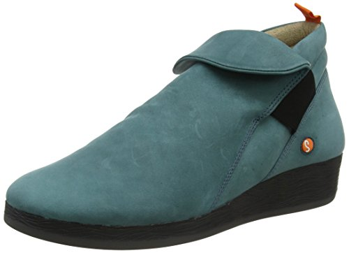 Blue Aku460sof Ankle Boots Women''s patrol Softinos 007 Uwq47