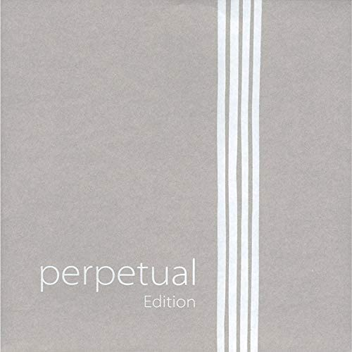 Pirastro Perpetual Cello Set Medium, Edition Steel